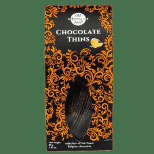 Øvrige chokolader